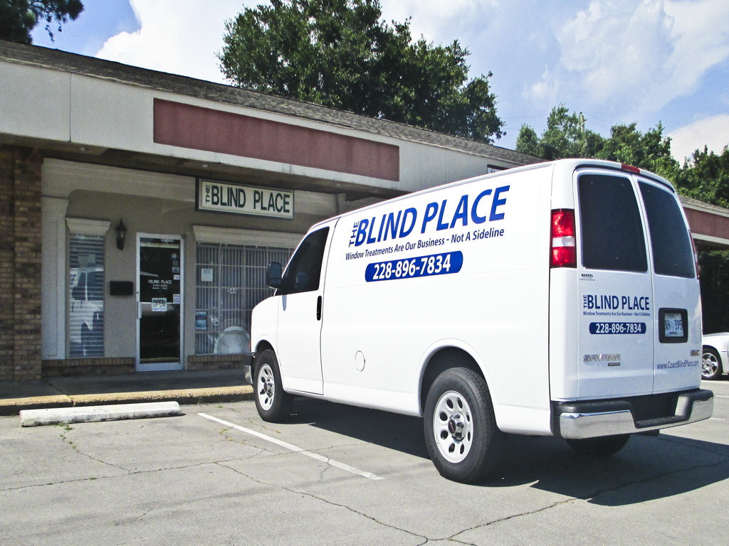 The Blind Place Store